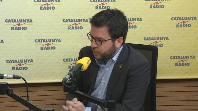 Pere Aragonès ha asegurado que si la diputada de JxCat Elsa Artadi es la propuesta para presidir la Generalitat 'no habrá ningún problema' por parte de los republicanos para investirla.