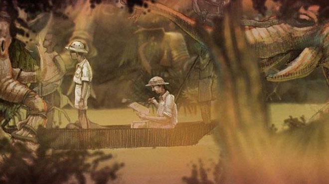 'Un día vi 10.000 elefantes': Historia de una expedición