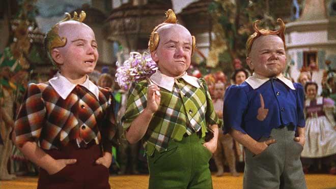 Fallece Jerry Maren el último munchkign de El Mago de Oz