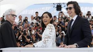 Jim Jarmusch embruixa Cannes