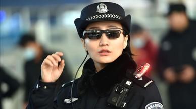 Les ulleres del Gran Germà xinès