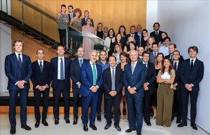 El fondo BC Partners compra la firma Pronovias por 550 millones de euros.