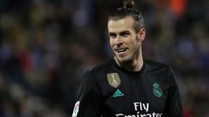 Gareth Bale, en el duelo ante el Leganés.