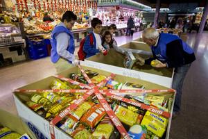 El Banc dels Aliments detecta una estabilització de la pobresa