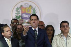 Juan Guaidó denunció la desaparición de su tío Juan José Márquez.