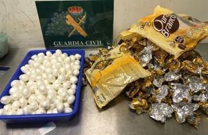La Guardia Civil incauta 13 kilos de cocaína en el Aeropuerto de Barajas