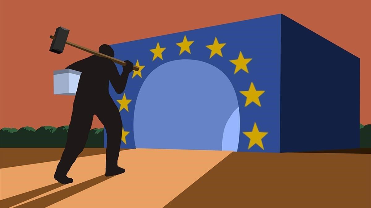La resistencia europea