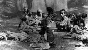 Imagen del genocidio armenio.