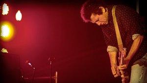 Ira Kaplan, en un concierto de Yo La Tengo en Barcelona