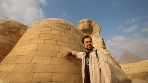 Javier Sierra, en una imagen promocional de 'Otros mundos'.