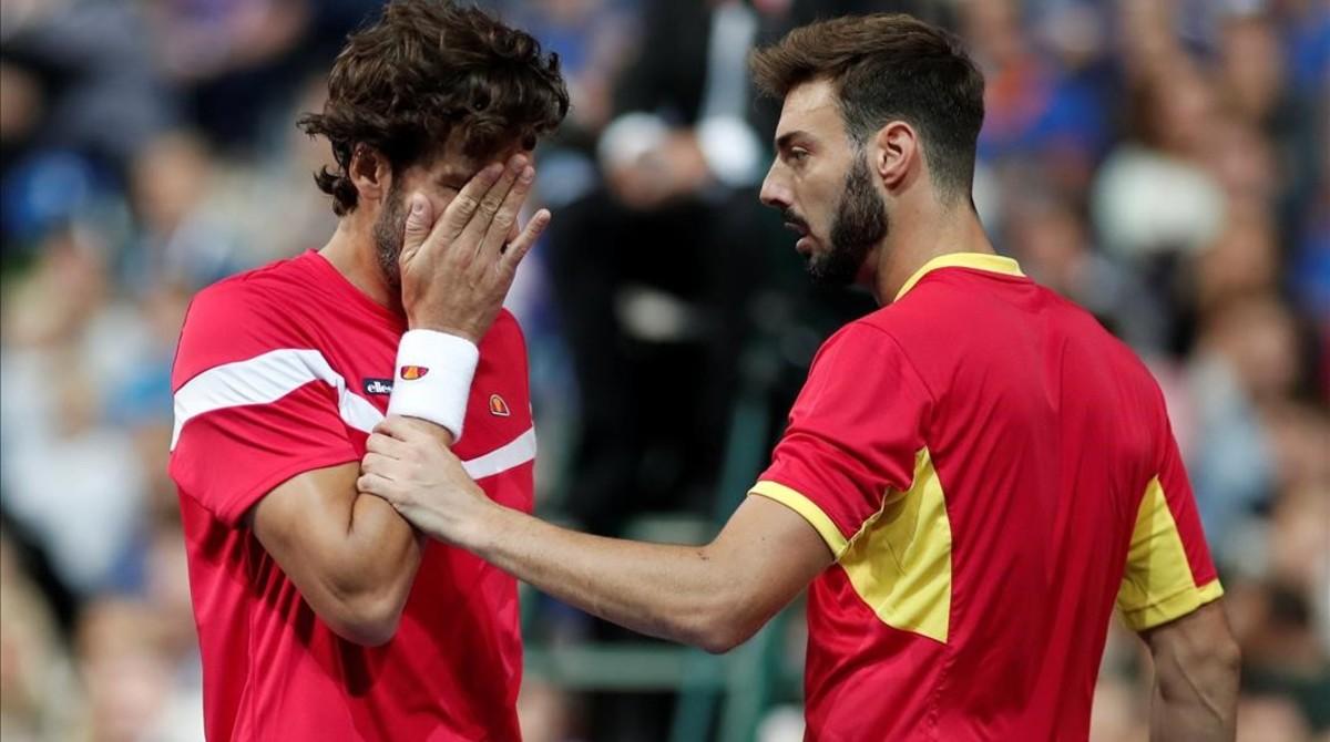 França deixa fora de combat Espanya a la Copa Davis