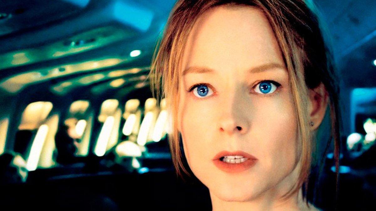 Jodie Foster en 'Plan de vuelo: desaparecida'.