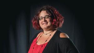 Kameron Hurley, autora de La revolución feminista geek.