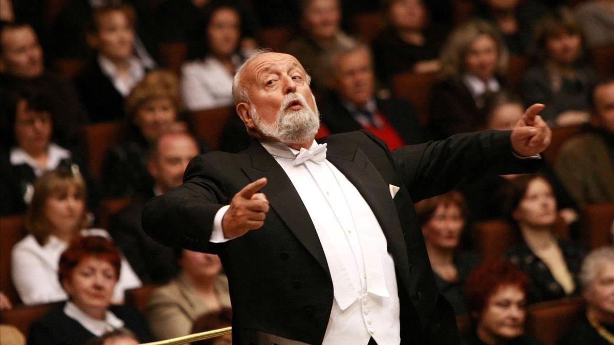 Fallece Krzysztof Penderecki, compositor de