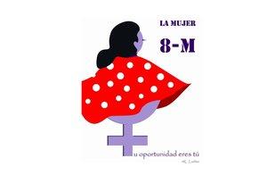 #LauraSomosTodas: las redes piden viralizar el diseño de Laura Luelmo en apoyo a la mujer