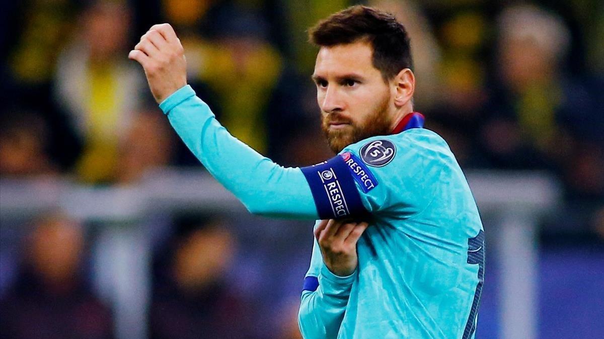 Leo Messi podría jugar sus primeros minutos en Liga.