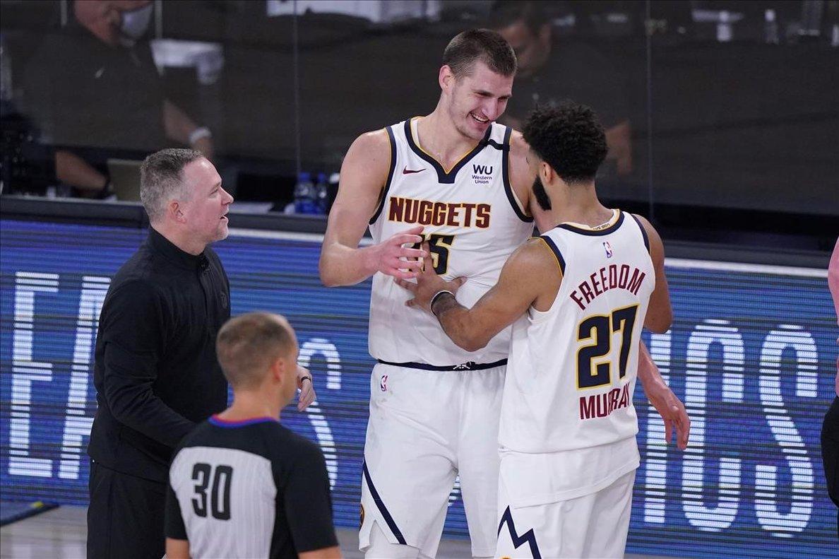Murray i Jokic tomben els Clippers i porten els Nuggets a la final de l'Oest