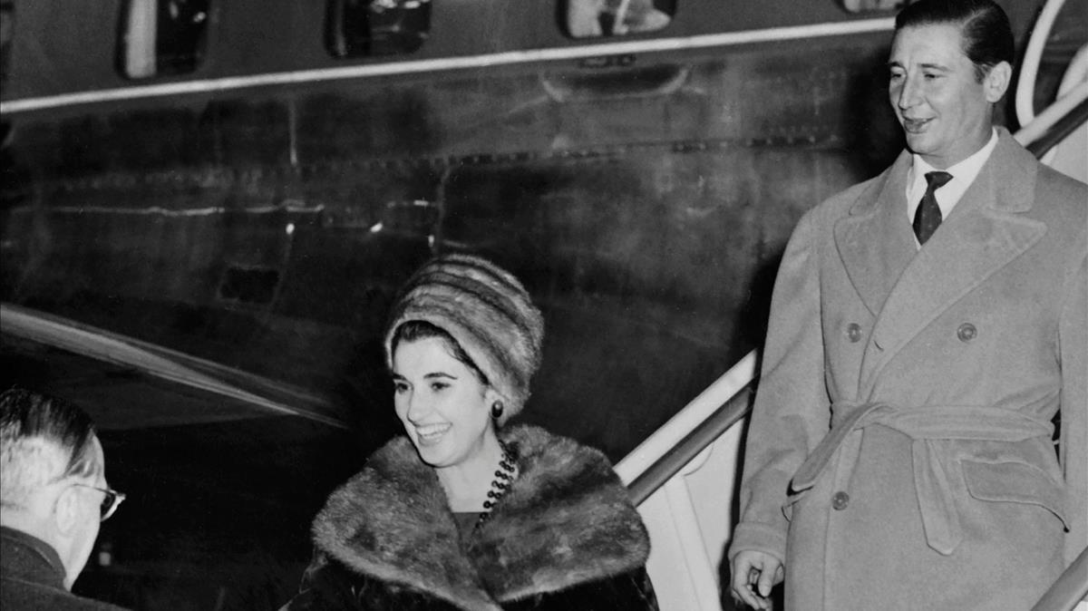 Mor Carmen Franco als 91 anys d'un càncer terminal