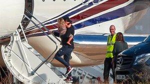 Bradley Cooper recull la seva filla Lea a Eivissa