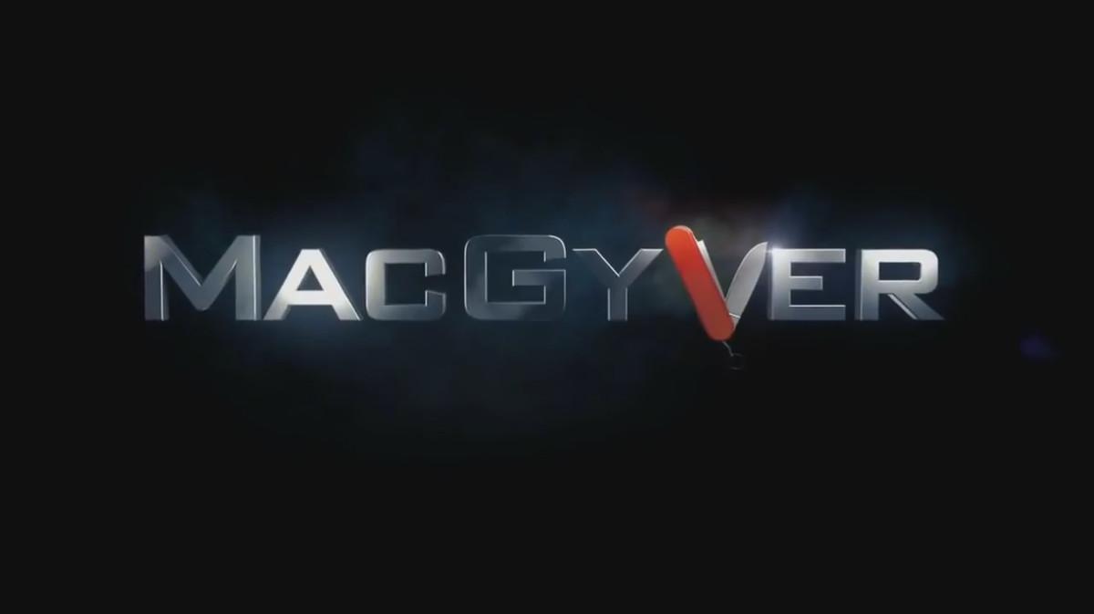Logo de la nueva versión de la serie de los años 80 McGyver, que se estrenará en septiembre en EEUU.