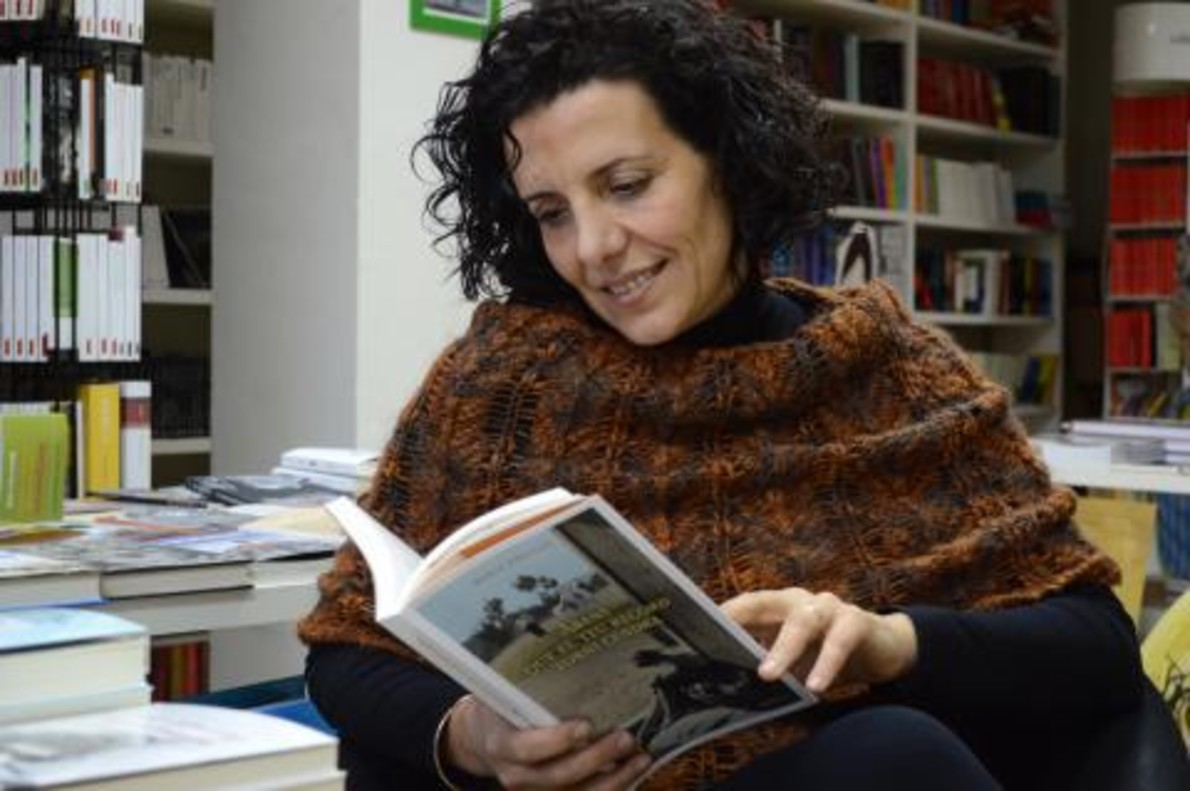 """Maria Escalas: """"Volia fer un homenatge als meus avis, ser fidel a les seves històries"""""""