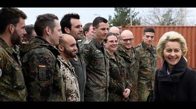 Alemania retira sus tropas de la base de la OTAN en Turquía