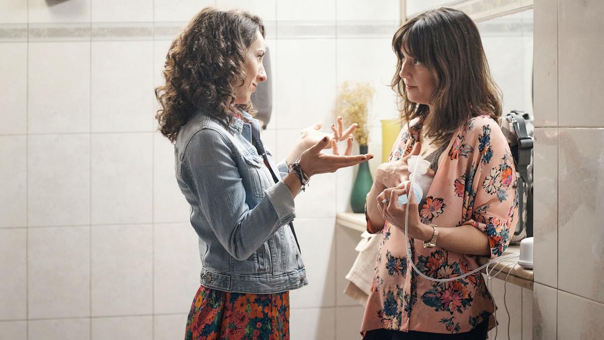 Anna Gras-Carreño y Eva Ugarte, en Mira lo que has hecho.