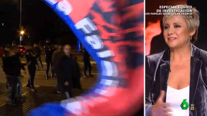 L'escopinada: de Glòria Serra a Josep Borrell