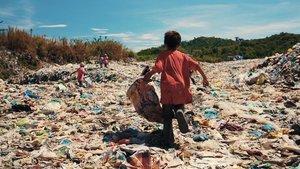 Una imagen del cortometraje 'El monstruio invisible', que emite Movistar+.