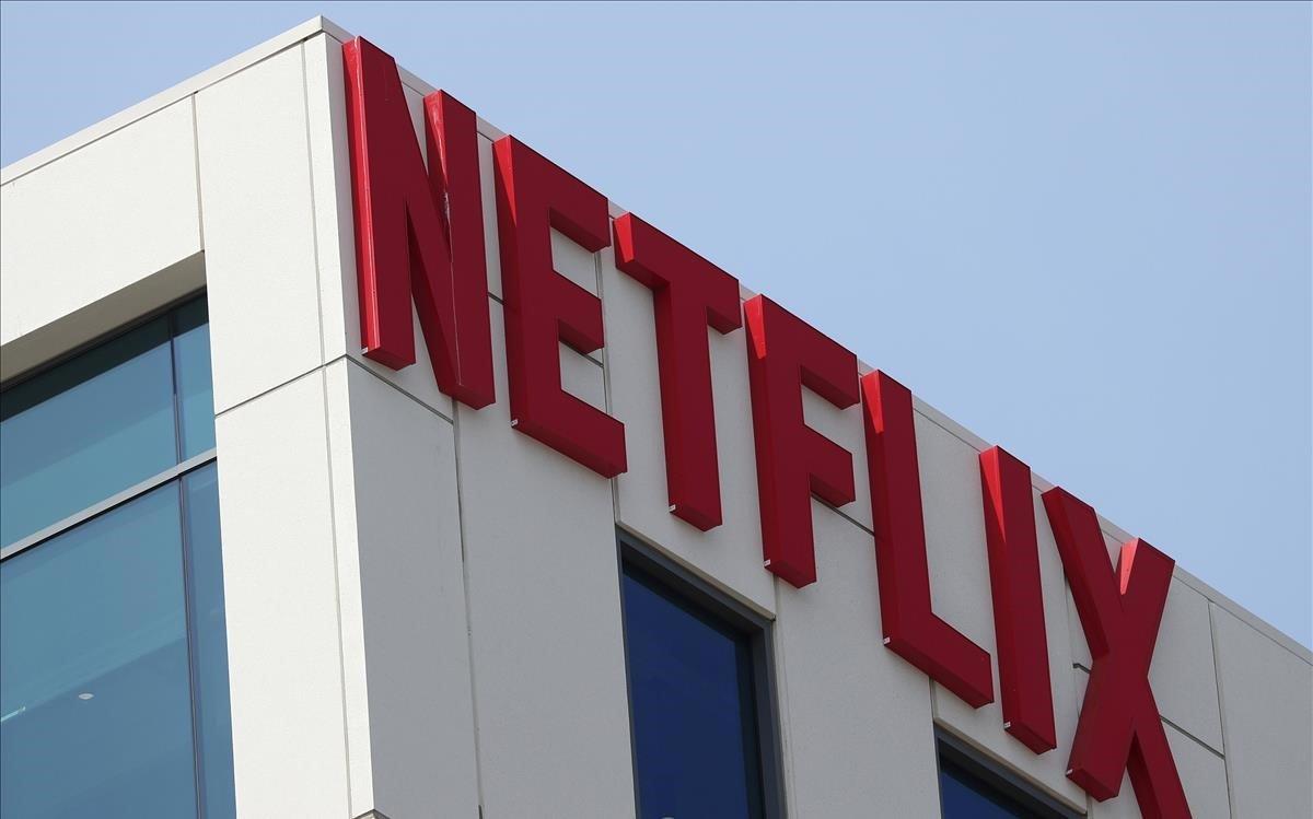 Sede de Netflix en Los Ángeles, California.