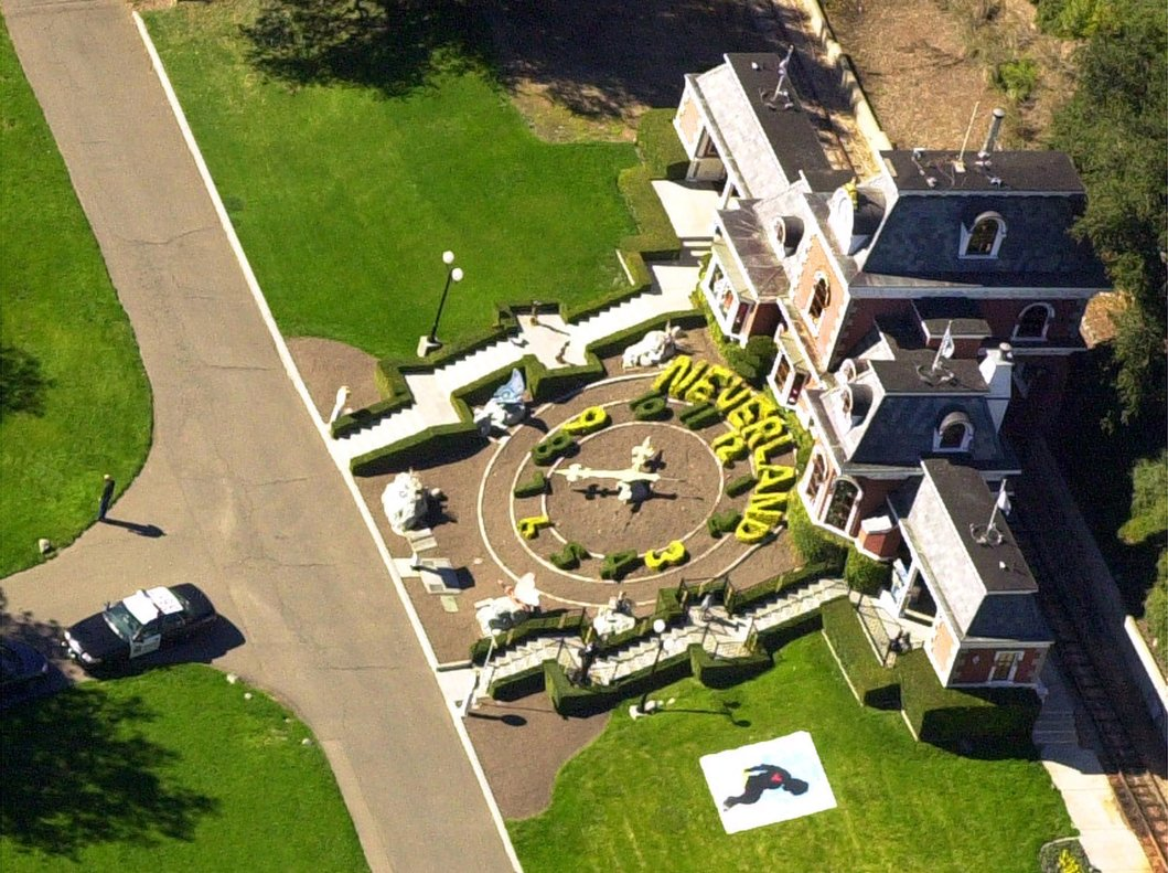Dos años después, los dueños de Neverland lo abarataron hasta los 67 millones de dólares.