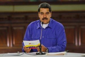 Nicolás Maduro está convencido de derrotar a la oposición en las urnas.