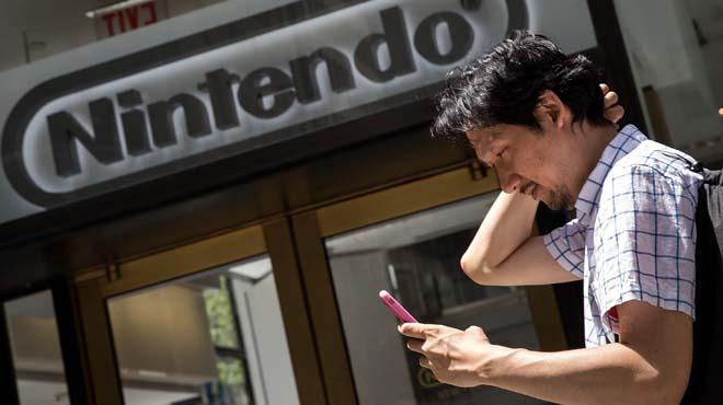 Nintendo se dispara en bolsa por la fiebre de la 'app' Pokémon Go