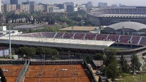 Panorámica de las instalaciones del FC Barcelona.
