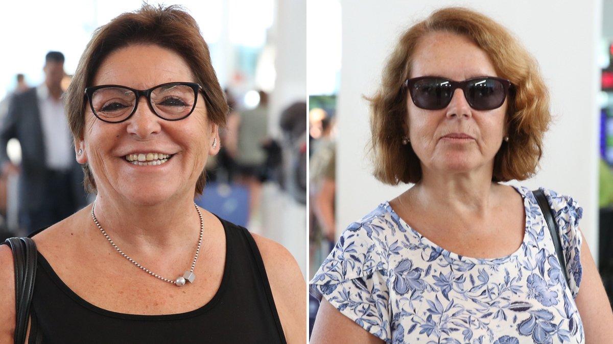Testimonis de la vaga indefinida a l'aeroport de Barcelona: «Això d'avui no és res»