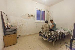 L''Esta casa era una ruina' de les famílies en risc d'exclusió social