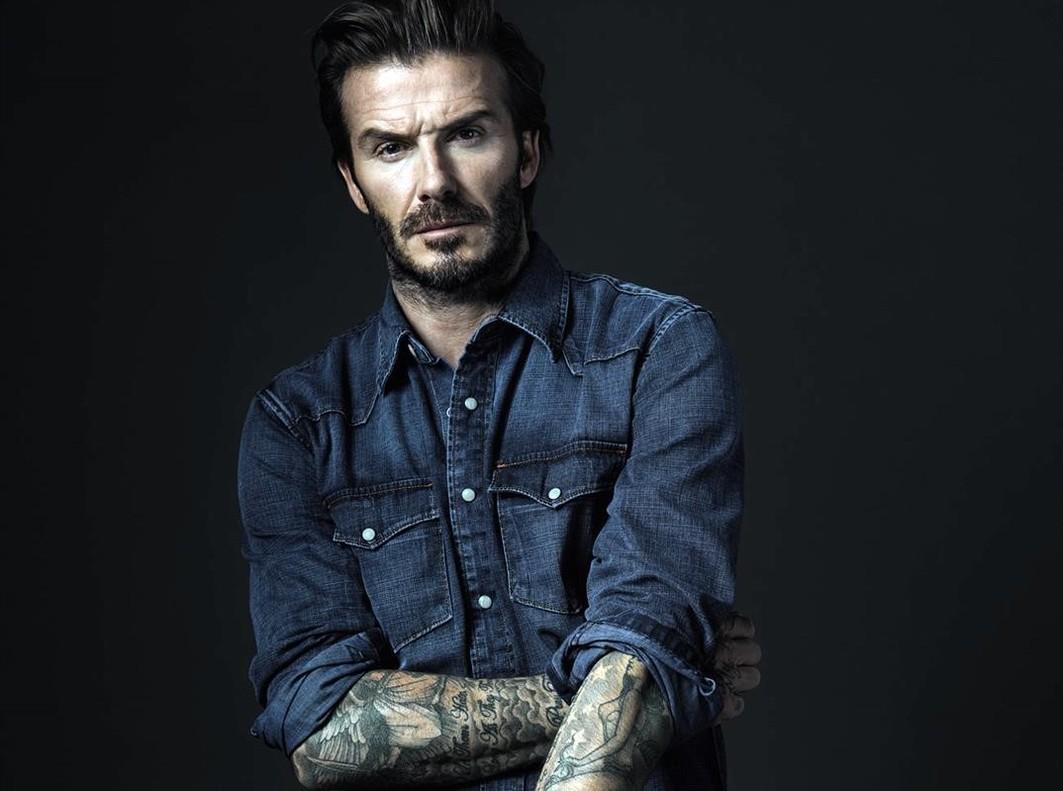David Beckham es el nuevoembajador de la firma de relojes Tudor.