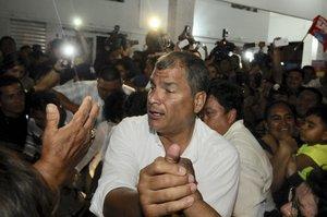 Correa, que reside desde 2017 en Bélgica, ha defendido su inocencia en los casos de supuesta corrupción