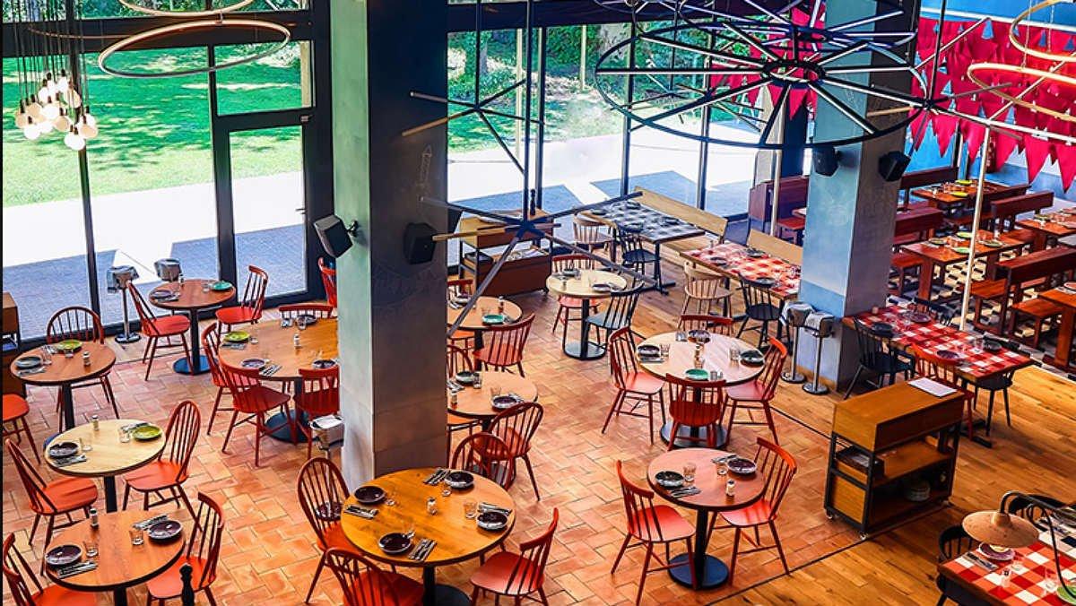 El restaurante Bellvista Jardín del Norte solo albergará a partir de ahora celebraciones privadas.