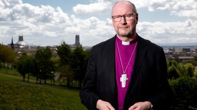 Un obispo anglicano critica a los evangélicos que apoyan a Trump