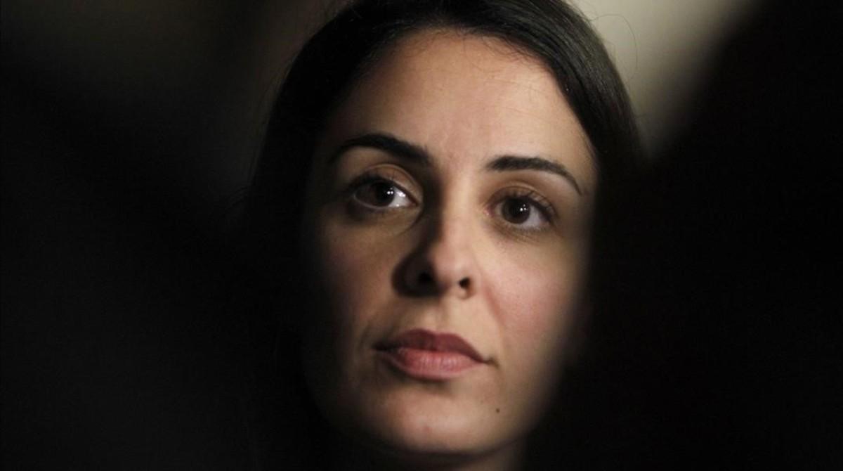 Rita Maestre, portavoz del Ayuntamiento de Madrid.