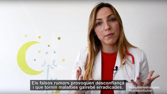 Médicos, comunicadores y deportistas claman contra las 'fake news' en salud