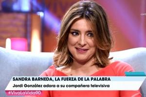 Sandra Barneda habla sin tapujos sobre Nagore y rompe una lanza en favor de Letizia