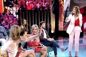 """Nueva dedicatoria de Sandra Barneda a Nagore en directo: """"Soy novia de la mejor colaboradora"""""""