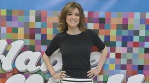 La periodista Sandra Barneda.