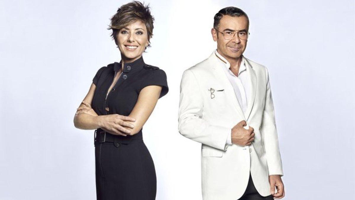 Jorge Javier Vázquez y Sonsoles Ónega presentarán 'La casa fuerte', el reality de Telecinco para verano