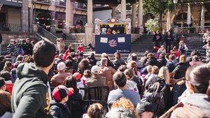 Festival de Marionetas de Barcelona: títeres de cumpleaños