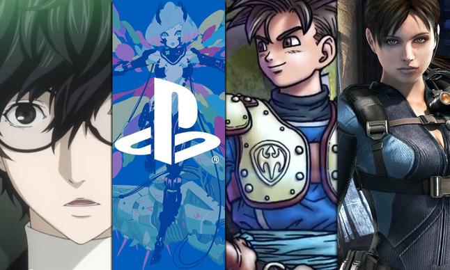 Sony anuncia 44 nuevos juegos para sus consolas