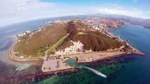Una imagen de Nueva Caledonia.