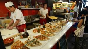 ¿Com es pronuncia 'pizza' a Espanya?